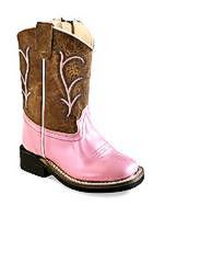 Infant's Old West Boot Style #BSI1820.JPG