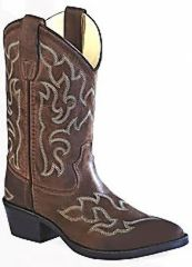 Kids Old West Boot Style 8121.JPG