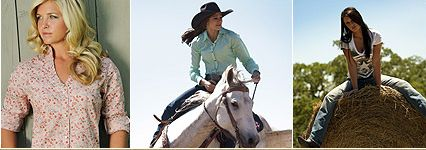 Ladies Western Wear Clothing And Shirts